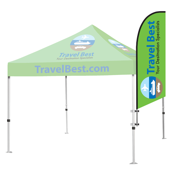 Event Tent Feather Flag