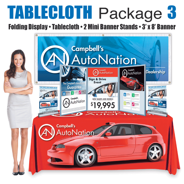 Tablecloth Package-3