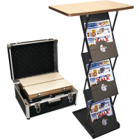 Tabletop Brochure Stand