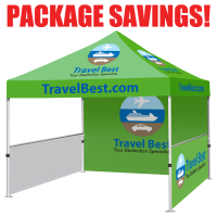 10' Event Tent Package